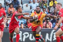 PNG edge past Ireland to take control of Group C