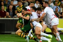 Billy Slater identifies England's 'strike weapon' for the World Cup final