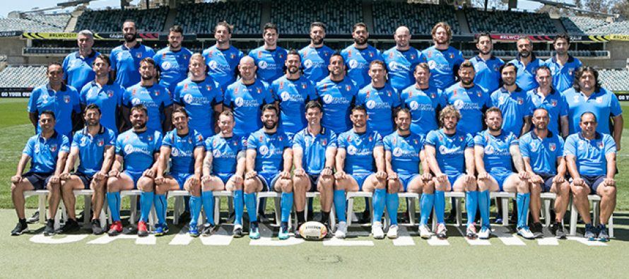 Italy sanctioned for off-field incident