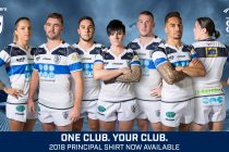 Featherstone reveal new look for 2018