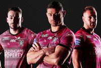 Hull FC in the pink
