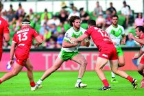 Ireland end on a high with Wales win