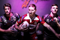 Wigan reveal new kit for 2018