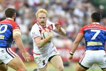 Strong first-half showing puts England in quarter-finals