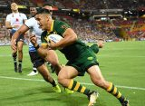 Holmes makes history again as Australia reach final