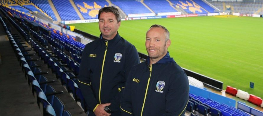 Q&A: League Express meets Warrington coach Steve Price