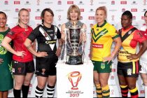 Joy for Jillaroos as Women's World Cup retained