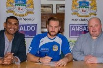 Jamie Foster is back in rugby league… with Workington!