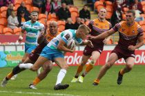 Young fullback Luke Hooley to get pre-season chance with Wakefield