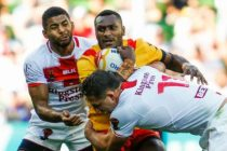 Widnes land PNG World Cup star