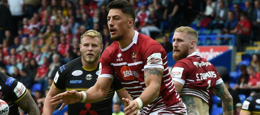 Anthony Gelling secures move to New Zealand Warriors