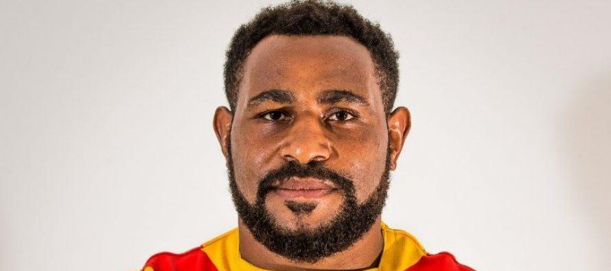 Widnes Vikings sign PNG international Stanton Albert