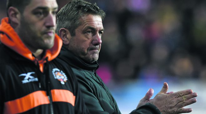 Daryl Powell admits he turned down job opportunity with England