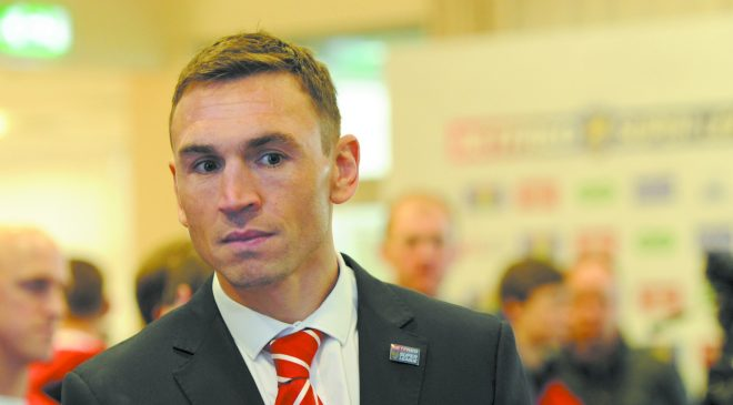 Kevin Sinfield Q&A: Denver, the door remaining open for all and all things England