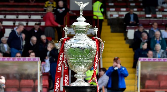 TV dates for Challenge Cup sixth round confirmed