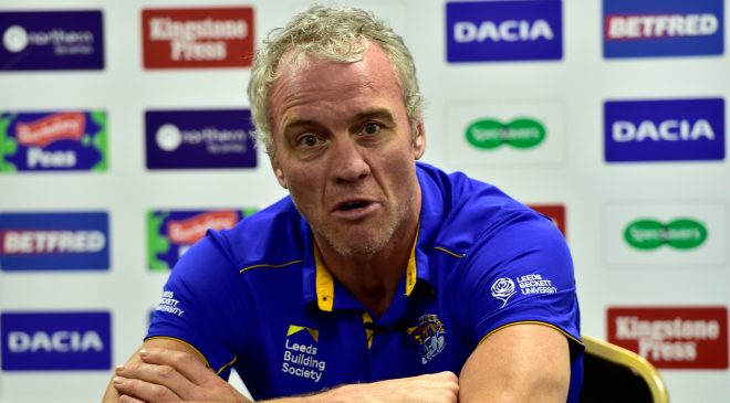 Leeds not far away from being 'a very good team' insists McDermott ahead of Catalans clash