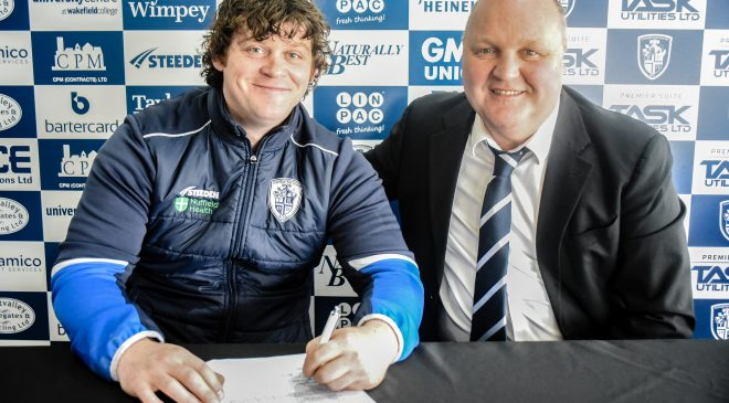 Duffy signs new long-term deal at Featherstone