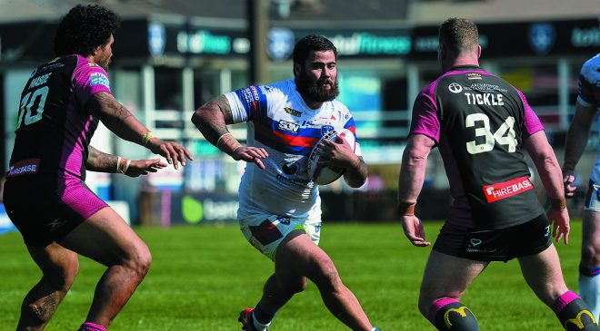 More pressure on Widnes as Wakefield return to winning ways