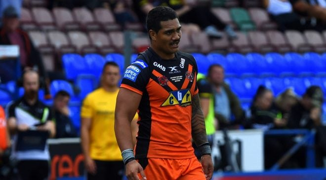 Gubb In Contention For Widnes Debut Total Rugby League