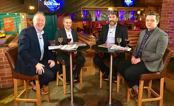 Watch Rugby League Back Chat (Show 28) on TotalRL.com now