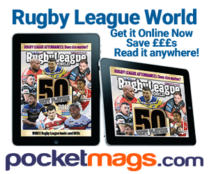 Rugby League World - Nov 2018