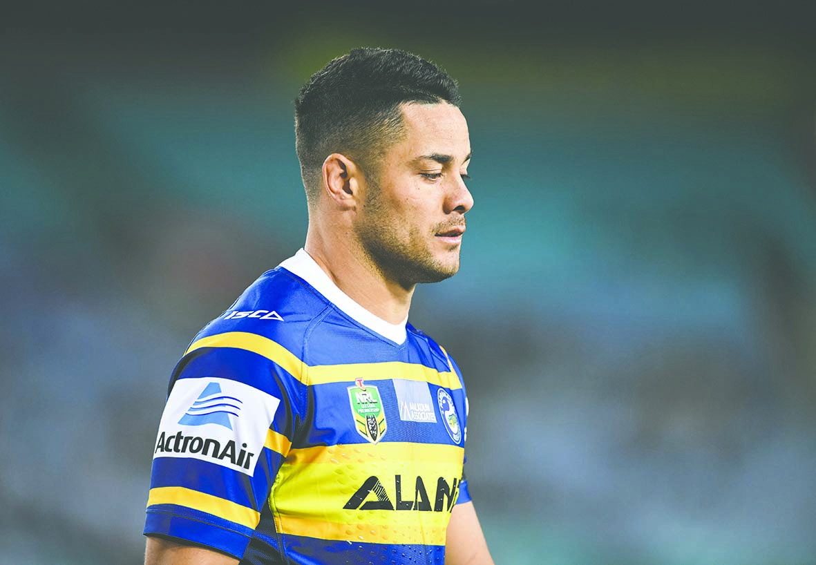 Hayne charged over sexual assault