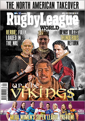 Rugby League World Magazine - Online Now