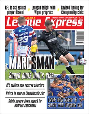 League Express - Every Monday