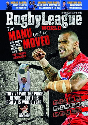 Rugby League World - Every Month